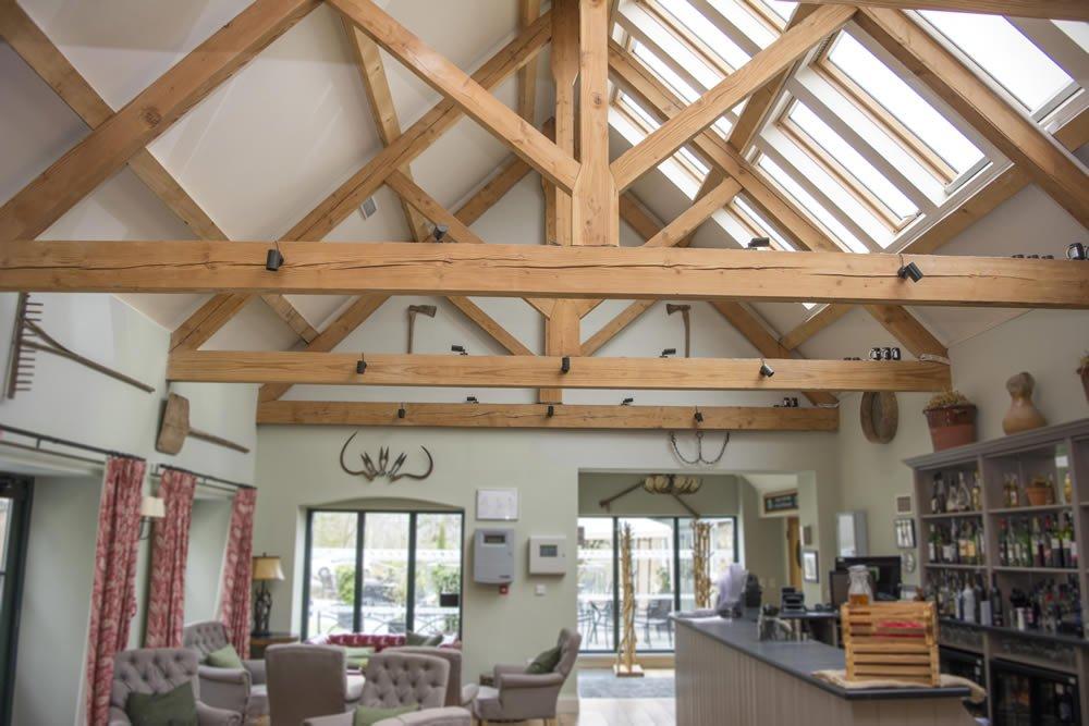 indoor truss