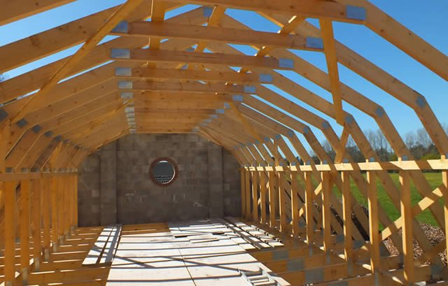 The Importance And Benefits Of Roof Truss Aber Roof Truss