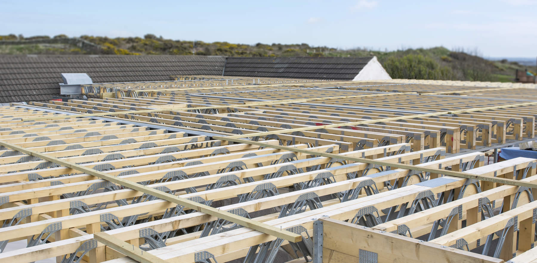 The Benefits of Metal Web Joist Systems