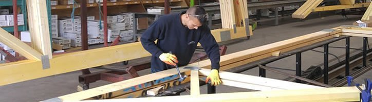 trussed rafter association