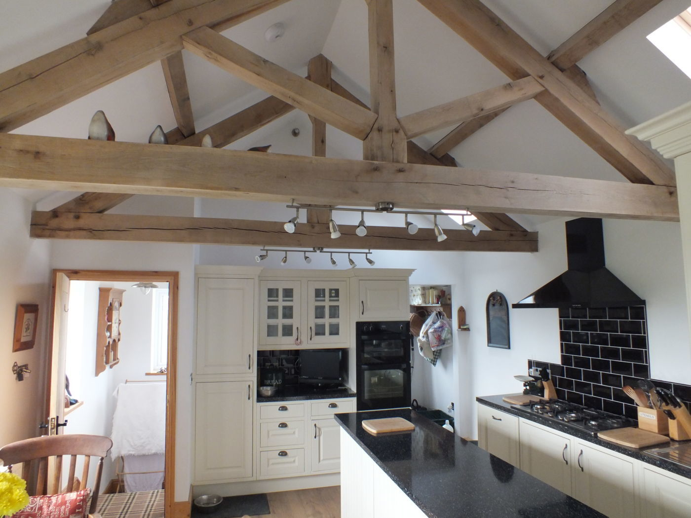 Roof Truss in Lancashire