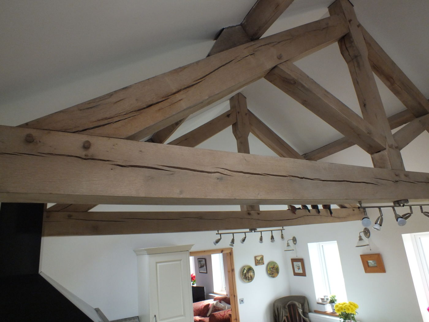 Feature Truss in Lancashire
