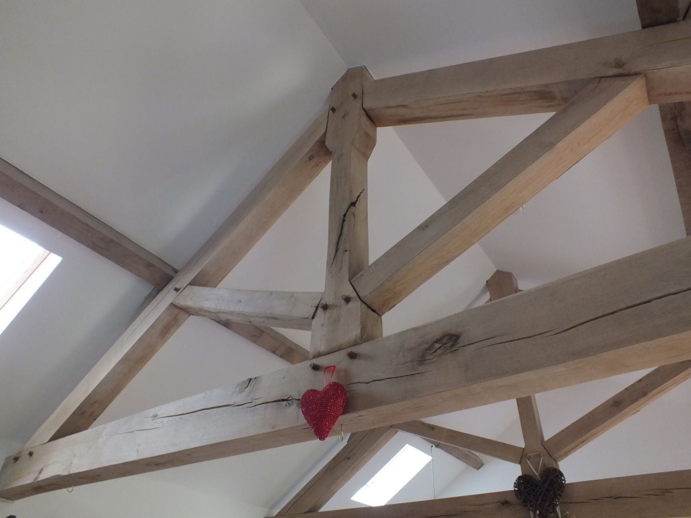 Trusses in Preesall
